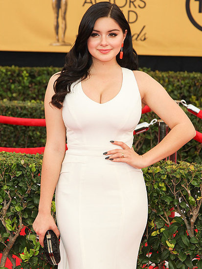 Ariel Winter Responds to 'A Certain Interview' About Body Shaming and Nude Selfies