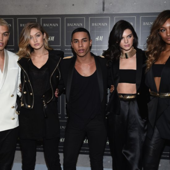 Olivier Rousteing Fashion Interview May 2016