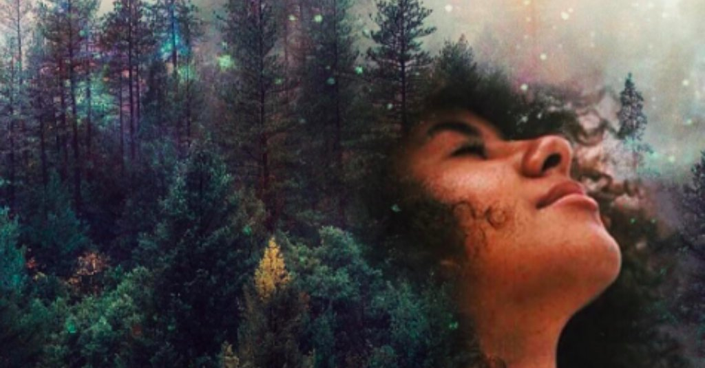 This Mystical Photo Series Is Proof That Natural Hair Is Magical
