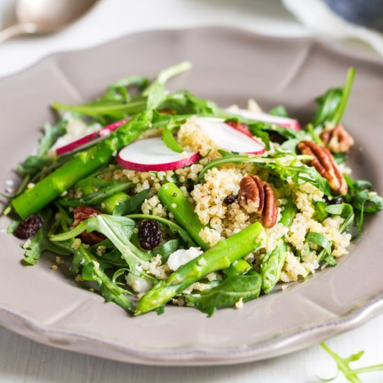 Asparagus Salads You'll Actually Look Forward to Eating
