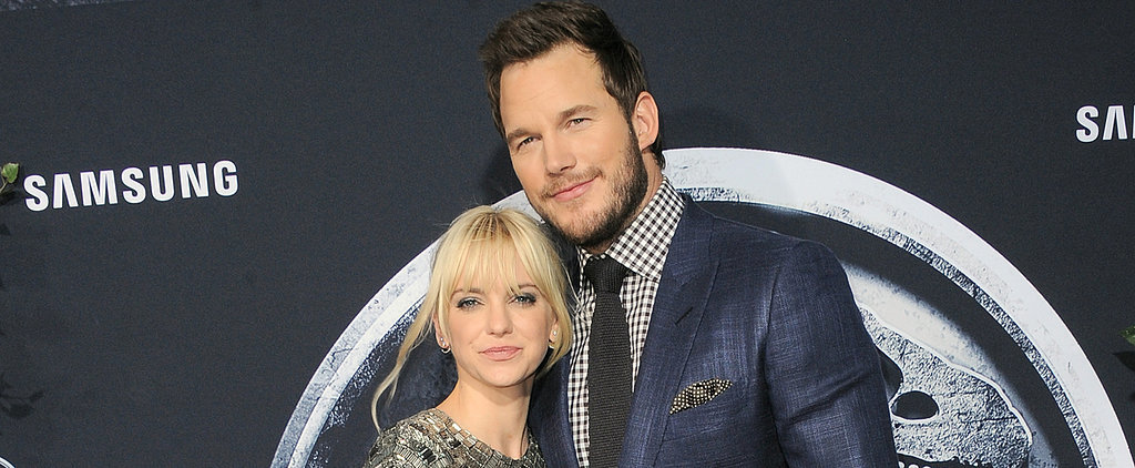 Anna Faris Hilariously, Oh-So-Casually Mentions Chris Pratt's Huge . . .