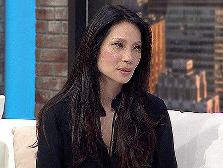 WATCH: Lucy Liu Responds to Hollywood's Diversity Issue