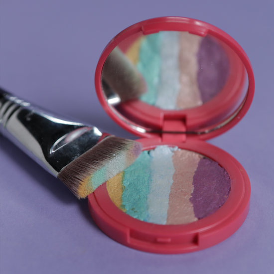 DIY Rainbow Highlighter | Video