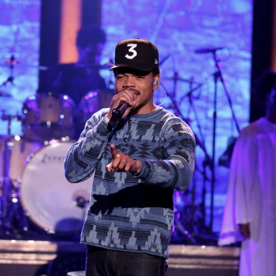 Watch Chance the Rapper Debut His Spiritual New Song