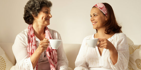 FYI, Not All Moms Transform Into Hardcore Tea Drinkers On Mother's Day