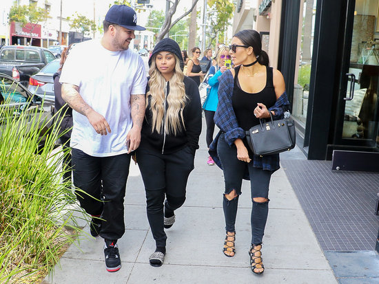Rob Kardashian and Blac Chyna's Pregnancy News Allegedly Leaked By His Family: 'Her Moment Was Taken From Her,' Says Rep