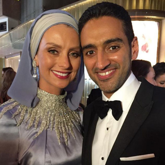 Waleed Aly Susan Carland Interview 2016 Logies Red Carpet