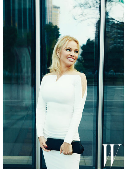 Pamela Anderson Reveals She Looks Forward to Getting Older: 'I Actually Like Aging'