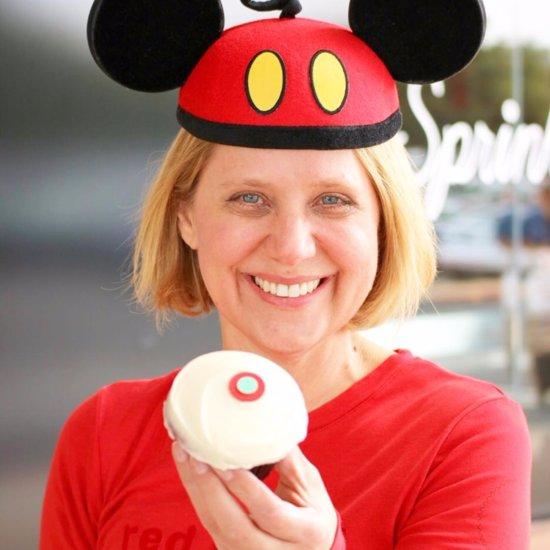 Sprinkles Cupcakes at Disney World