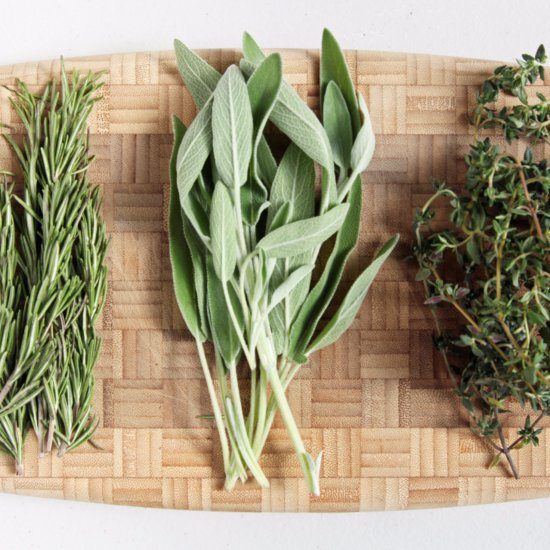 6 Smart Ideas For Using Up Your Herbs