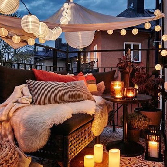 Ways to Decorate With Outdoor Lights