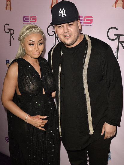 Roses, a Ring and Some Really Baller Socks: The Rob Kardashian and Blac Chyna Gift Guide