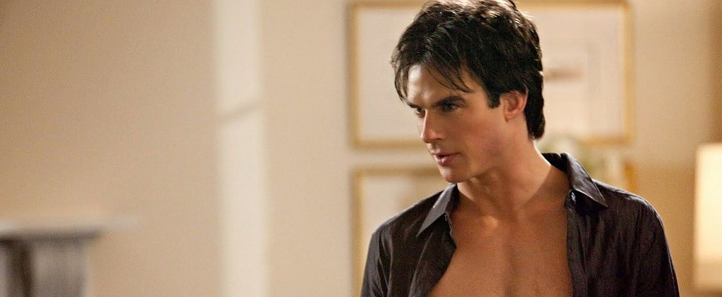 21 Times the Men of The Vampire Diaries Revealed Their Glorious Abs