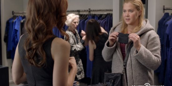 Amy Schumer Nails The Absurd Difficulties Of Shopping While Female