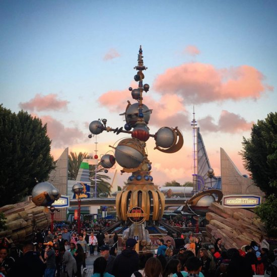 Why Tomorrowland in Disneyland Is the Best