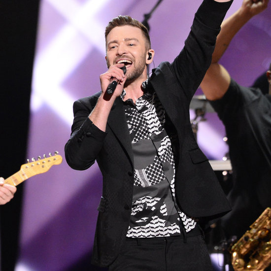 Justin Timberlake's Performance at Eurovision 2016 | Video