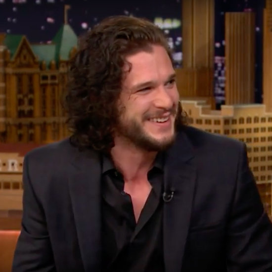 Kit Harington on The Tonight Show May 2016 | Video