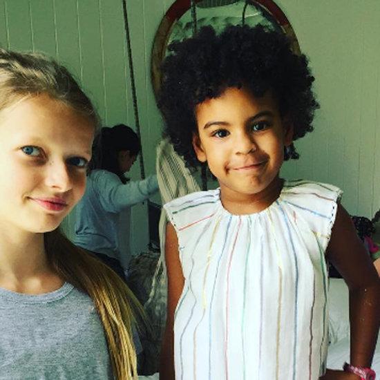 Gwyneth Paltrow Wishes Apple a Happy Birthday Instagram 2016