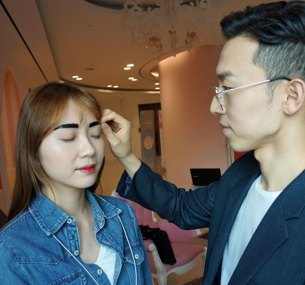 Eyebrow stains from korea popsugar beauty