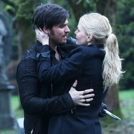 Are Hook and Emma Getting Married on Once Upon a Time?