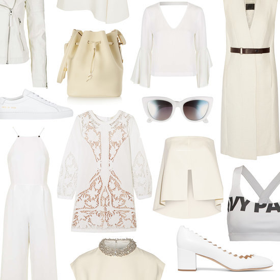 Lighten Up! Our Favourite All-White Looks