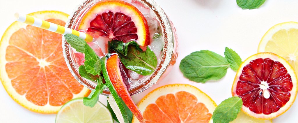 POPSUGAR Select Blogger Buzz: Quench Your Thirst With a Blood Orange Mojito