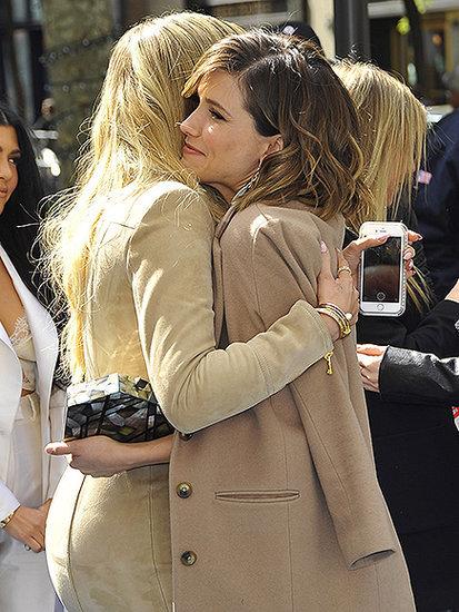 Sophia Bush Says Khloé Kardashian's #WomanCrushWednesday Is Mutual