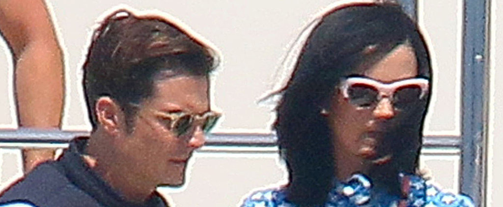 Orlando Bloom and Katy Perry Share a Kiss During a Romantic Rendezvous in Cannes