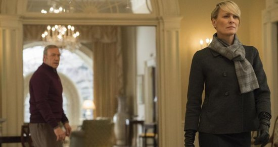 Robin Wright Went Full Underwood to Get Same Pay as Kevin Spacey on 'House of Cards'