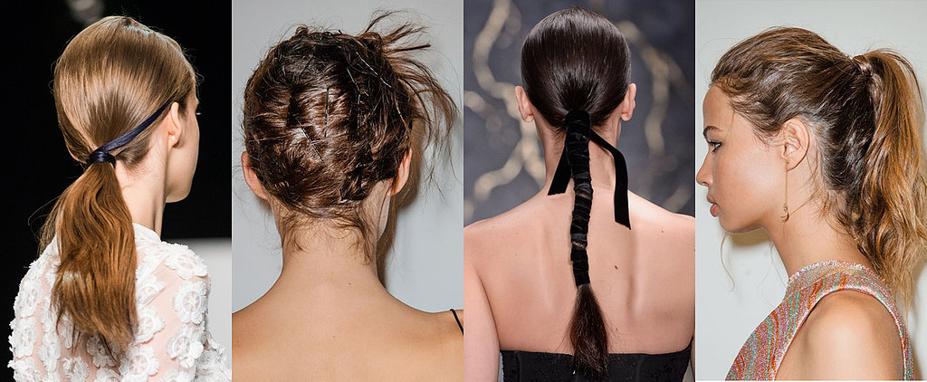 9 Fashion Girl Up 'Dos That Will Solve Your Hair Problems