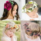 16 Fresh Ways to Crown Your Flower Girl With Stunning Blooms