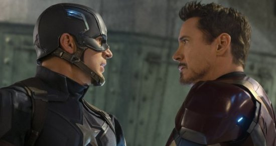 'Captain America: Civil War' Is Now Top Film of 2016 Worldwide, Can Anything Beat It?