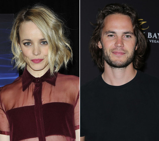 Rachel McAdams and Taylor Kitsch spotted together in Paris