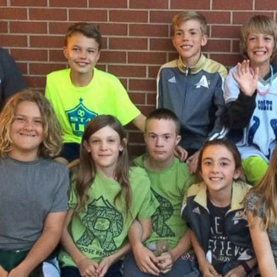 Kids Fight For Student With Down Syndrome to Attend School