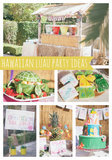 This Tropical Birthday Party Will Take You on an Instant Vacation