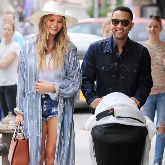 Chrissy Teigen and John Legend Since Becoming Parents