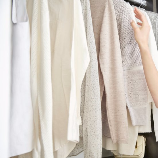 This Is How to Store Your Winter Wardrobe During the Warmer Months