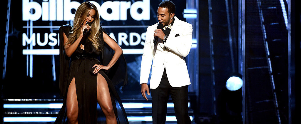Ciara Looked Hot With 1 Leg Slit —So She Went For 2
