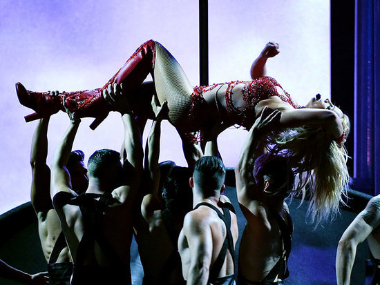 Britney Spears Performs a Medley of Hits During the Billboard Music Awards