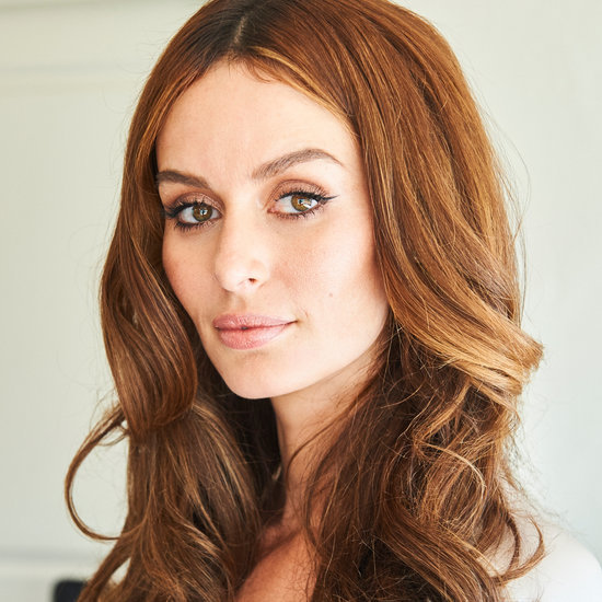 Nicole Trunfio's Wedding Hair How To