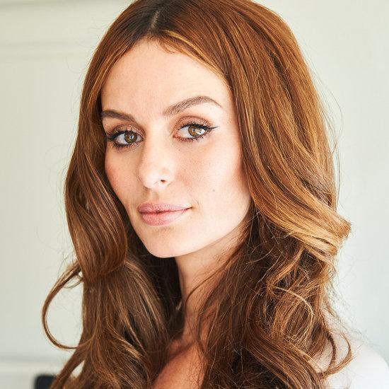 Nicole Trunfio's Wedding Hair How To