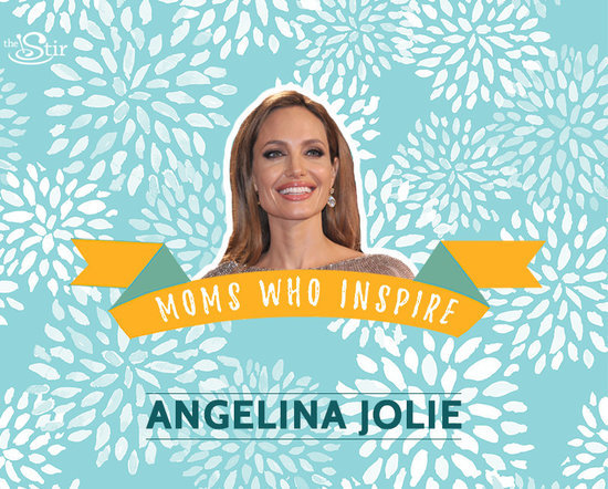 Mom of 6 Angelina Jolie Is the Ex-Angsty Teen Who's Changing the World for Good