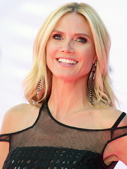 Heidi Klum Finds Out What 'Cake by the Ocean' Really Means - and Joe Jonas Jokes the Band Is 'Happy to Have It Anytime'