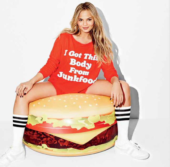 Chrissy Teigen Cherry Bombe Article