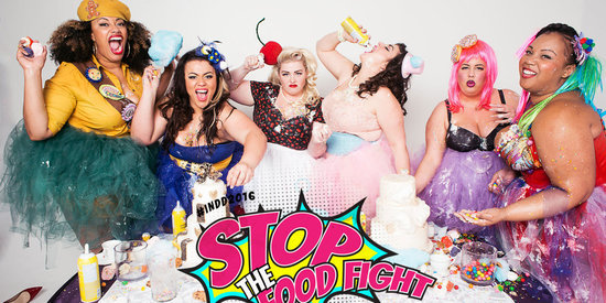 Meet The Real-Life Superheroes Fighting In The Name Of Body Positivity