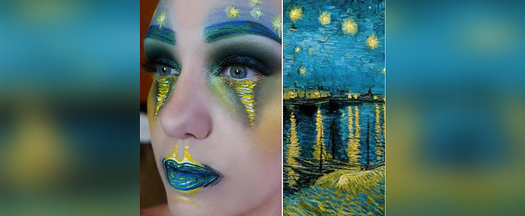 Makeup Artist Who Transforms Into Famous Paintings Has a Museum-Worthy Instagram