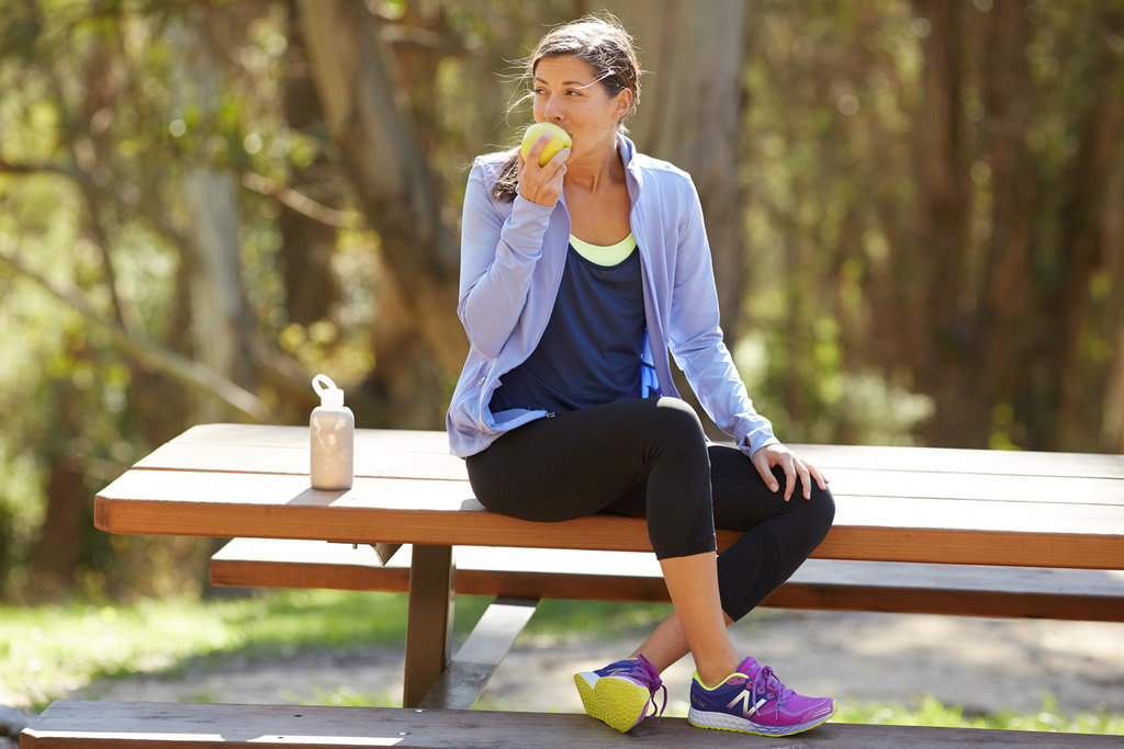 Experts Say Eat This to Prevent Weight Gain When Marathon Training