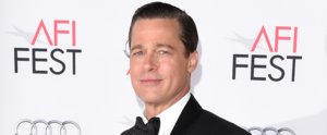 Brad Pitt Plays Hero For the Day, Helps Rescue a Young Girl From Getting Crushed by a Crowd