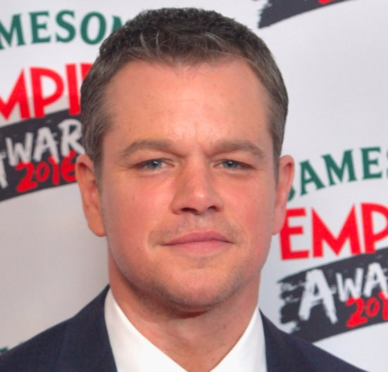 Matt Damon Looks Extremely Sexy During His Latest Photo Shoot