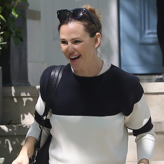 Jennifer Garner in London May 2016